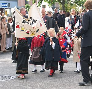 Constitution Day Norway  17th of May