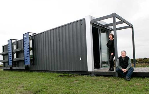 buy shipping container home texas