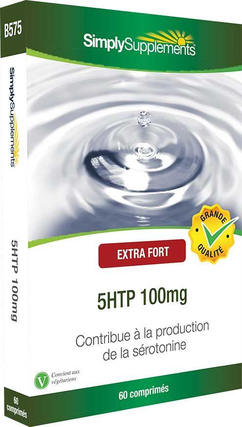 5-HTP est un acide aminé naturel qui peut contribuer à la production de la sérotonine.La sérotonine joue un rôle clé dans l'humeur, l'appétit et le contrôle des impulsions.