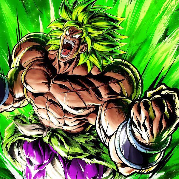 Dragon Ball Super Broly Legendary Super Saiyan 4k