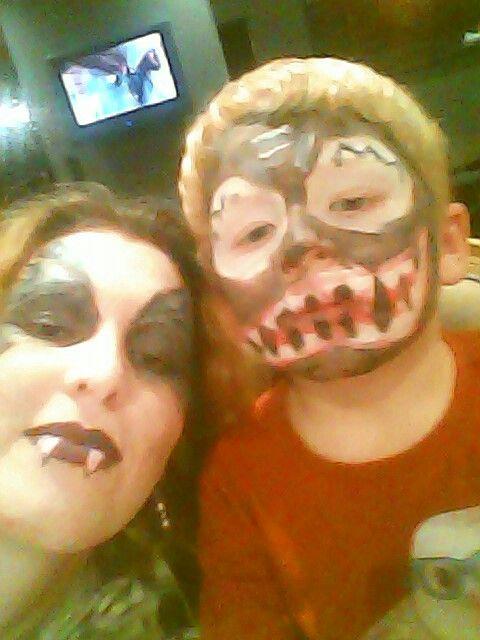 Monster madness -happy halloween 2014