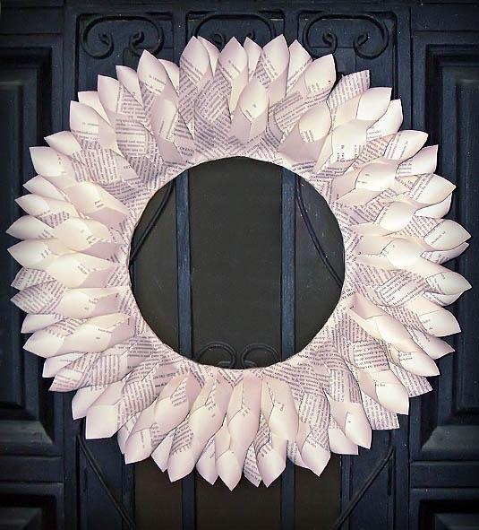 1000 images about coronas navide as on pinterest - Como hacer coronas de navidad ...
