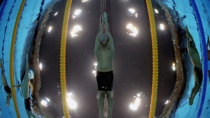 Photos Of Olympics Swimmers Spotted From Below    https://twitter.com/L2012PoolCam