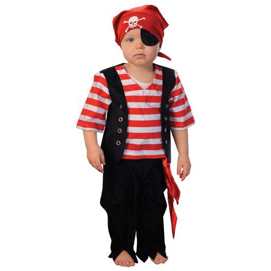 Pirate Costume For Kids -http://www.theboysdepot.com/pirate-costume-for-kids.html