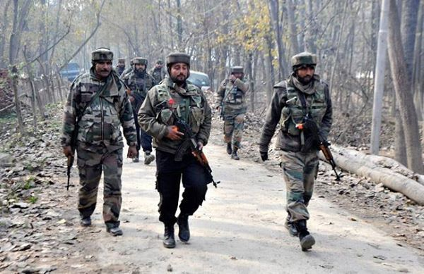 Terrorists killed in encounter in Jammu and Kashmir