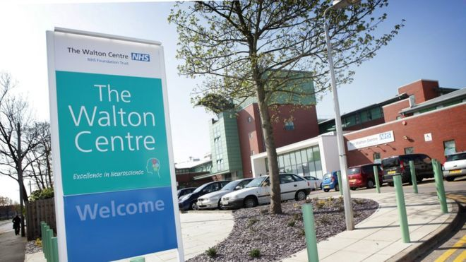 Liverpool brain injury hospital rated 'outstanding'     --posted 21 October 2016  From the section Liverpool