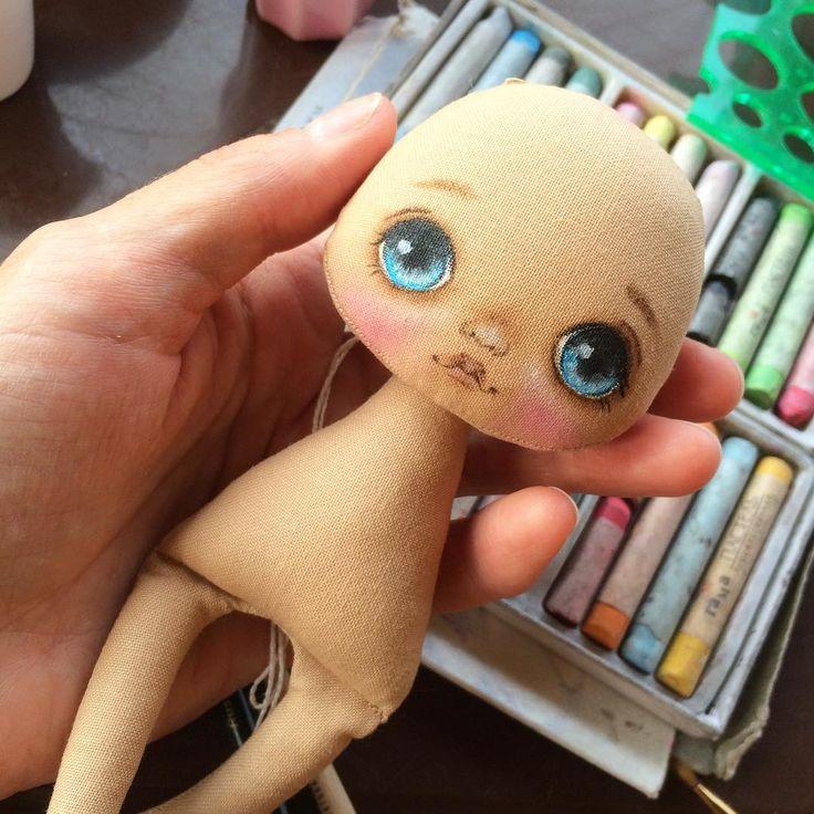Я рисую, скоро новые малышки #куклаолли #оллирисует #кукла #куколка #куклакупить #doll #dolls