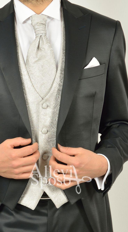 Abito smoking tuxedo vestito da sposo e cerimonia abito sposo stile pignatelli milano www.allevisposo.it