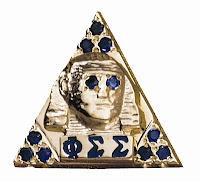 Phi Sigma Sigma badge