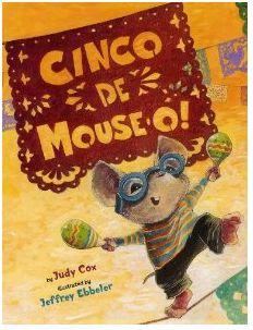 Cinco de Mayo Gifts for Kids:  Cinco de Mouse-O! at Amazon