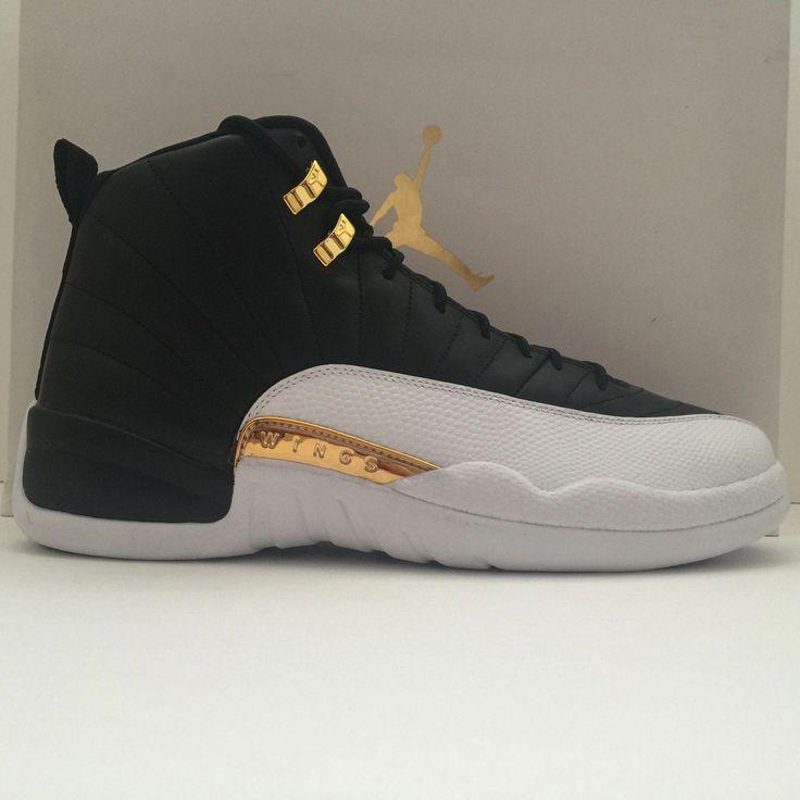 Nike Air Jordan 12 XII Retro Wings Tamanho 11 # MensFashionSneaker   – Mens Fashion Sneaker
