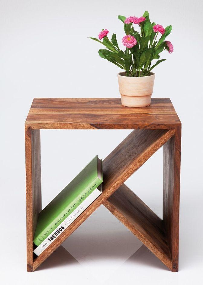 Best 25+ Wood side tables ideas on Pinterest | Reclaimed ...