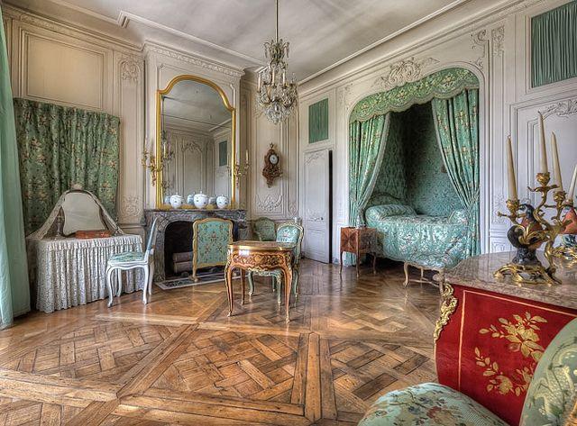 Appartement De Madame De Pompadour Versailles Interiors