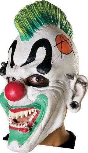 Punkd 3/4 Child Halloween Mask: Toys & Games  http://www.zombieinfestedworld.com/halloween-masks-for-sale-online.html