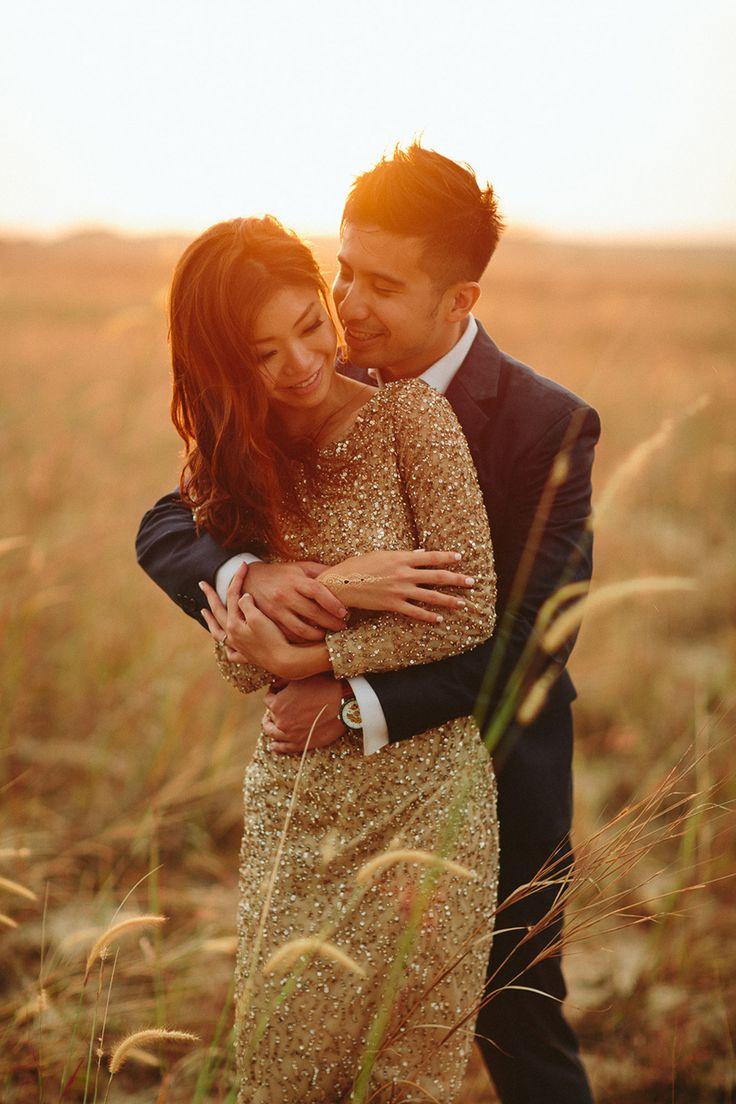 Eugene and Shu-Wen's Music Festival-Inspired Engagement Shoot
