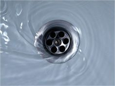 Unblock your drains without pouring harmful pollutants into the water system by pouring down 1 c of salt and 1/2 c of baking soda mixed together, followed by a kettle of boiling water. Can also use baking soda and white vinegar and boiling water.     Repin