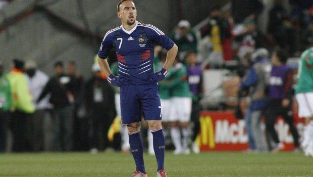 Frank Ribery insegue il Mondiale e il Pallone d'Oro