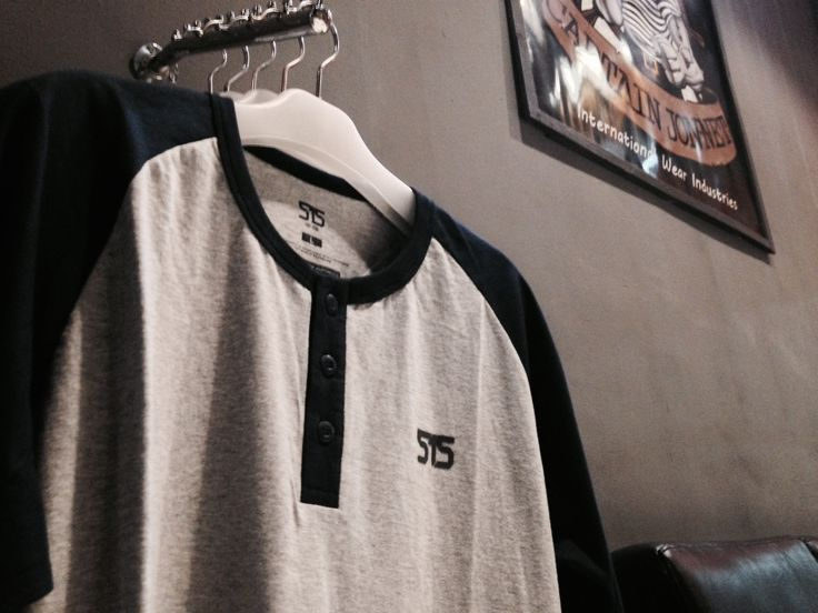 #new Arrivals! Reglan Series : 3/4 Sleeve and Long Sleeve T-Shirt from #515originals #brandfromindonesia