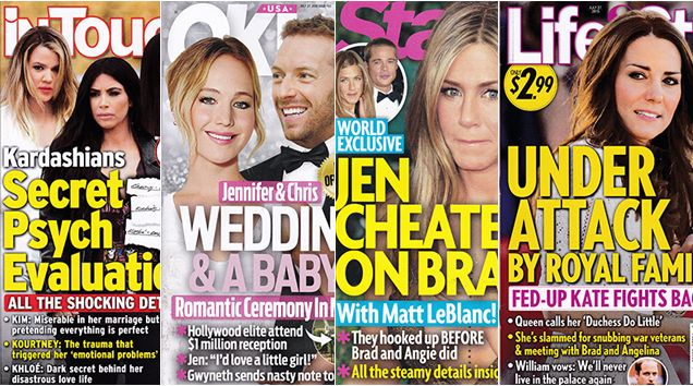 This Week In Tabloids: JLaw Wants Chris Martin to Impregnate Her
