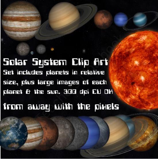 solar system clil - photo #36