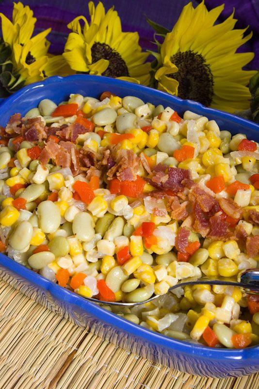 Autumn Succotash Recipe — Dishmaps