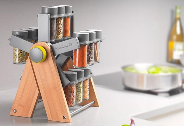Rotating Spice Rack Plans Plans DIY Free Download Rabbit Hutch ...