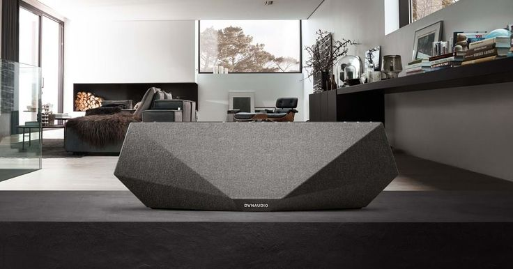 The world's most intelligent wireless music system: Dynaudio Music