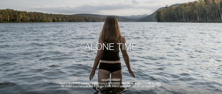 ALONE TIME. ALONE TIME an Unparalleled Production in association with Frank & Paul Films  A young woman, stressed by her busy and continuall...