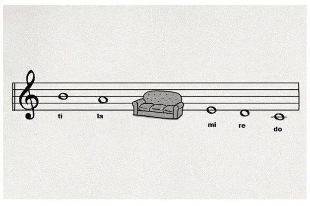 Take your time. | 27 Cringey Yet Wonderful Jokes Only Classical Music Nerds Will Understand