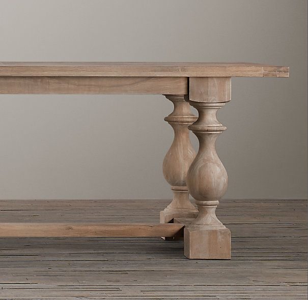 17th C. Monastery Dining Tables   All Rectangular Tables   Restoration Hardware