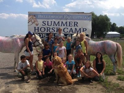 Belle Wood Equestrian Centre