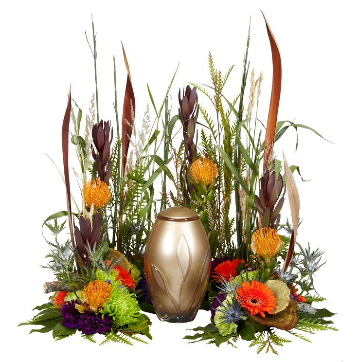 See The Recipe For This Urn Arrangement From Oasis Fl Products Global Leader In Professional Innovative Foam And Supplies