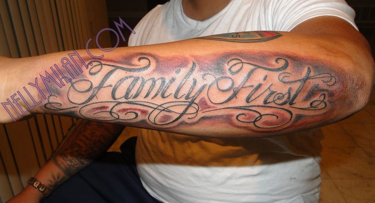 Family First Tattoos