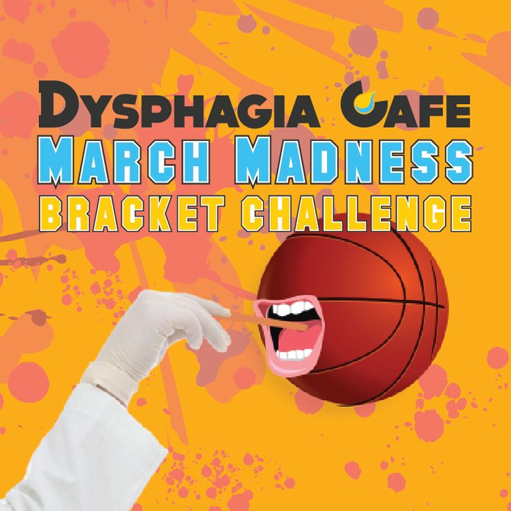 Dysphagia Cafe March Madness Bracket Challenge #DysphagiacafeMM2016   Dysphagia Cafe