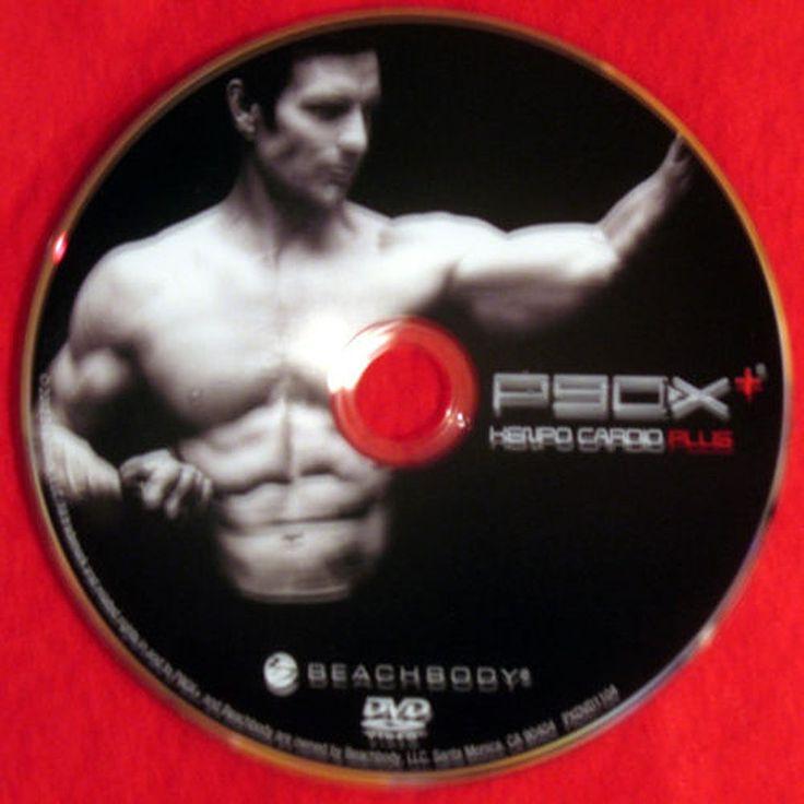 P90X+ - Kenpo Cardio Plus - DVD