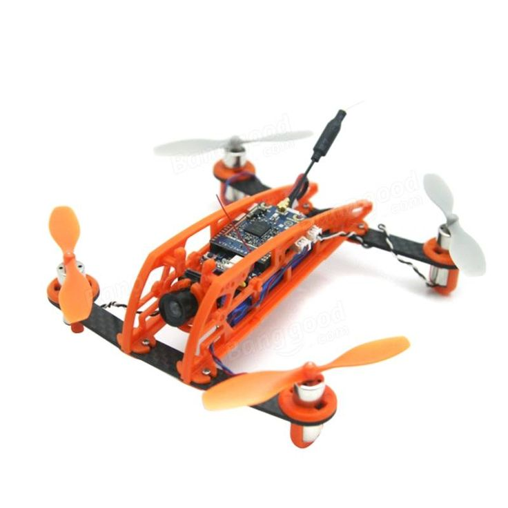 Only US$91.99, buy best Boecon 120 Scisky Micro FPV Racing Quadcopter BNF With OSD Based On F3 Brushed Flight Control Board  sale online store at wholesale price.US/EU warehouse.