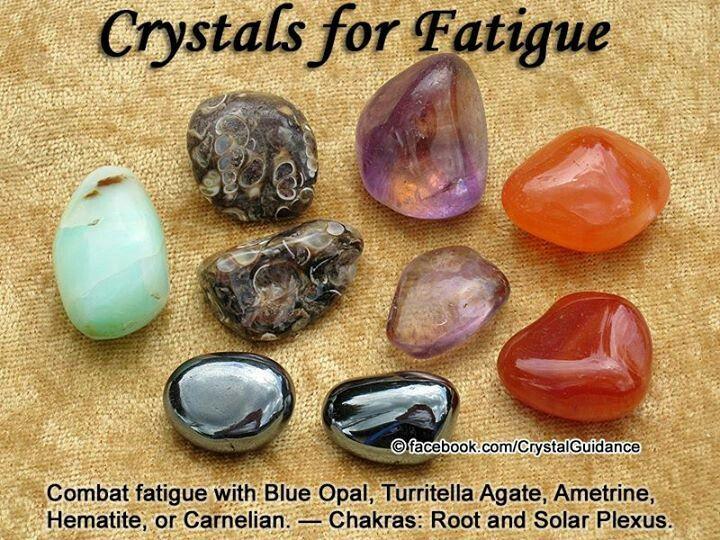Crystals for Fatigue