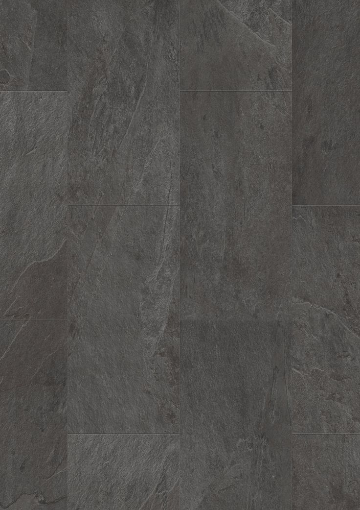 Pergo-Vinyyli Pergo Premium, 1300x320x4,5mm, Musta Scivaro Slate laatta 4V