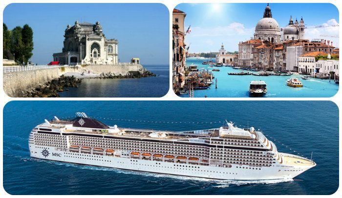 Croaziera MSC Opera Constanta - Venetia, 9 nopti Constanta - Sochi - Istanbul - Mykonos - Santorini - Kefalonia - Dubrovnik - Venetia http://con-tur.ro/croaziere/marea-neagra-marea-mediterana-msc-opera-constanta-venetia