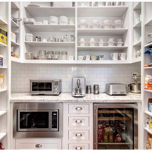 25 Best Ideas About Open Pantry On Pinterest: Best 25+ Pantry Shelving Ideas On Pinterest
