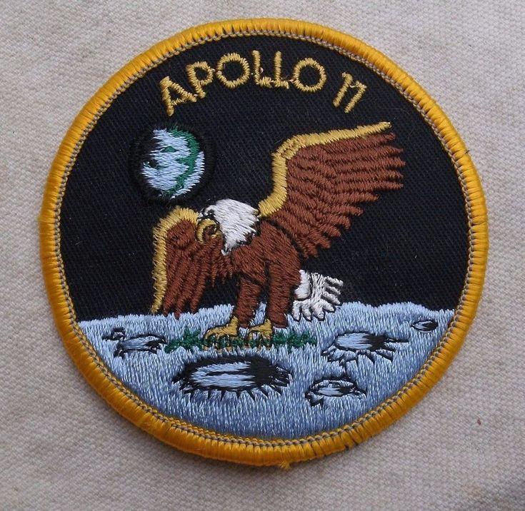 apollo mission patches - 735×716