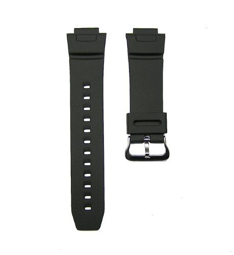 16mm Replacement Black Watch Band Strap fits Casio G Shock G2500 1V G2500 DW9052  More -- Continue to the product at the image link.