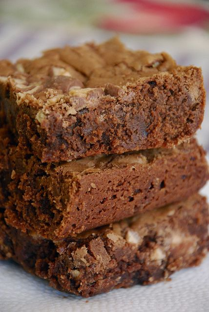 Whopper brownies