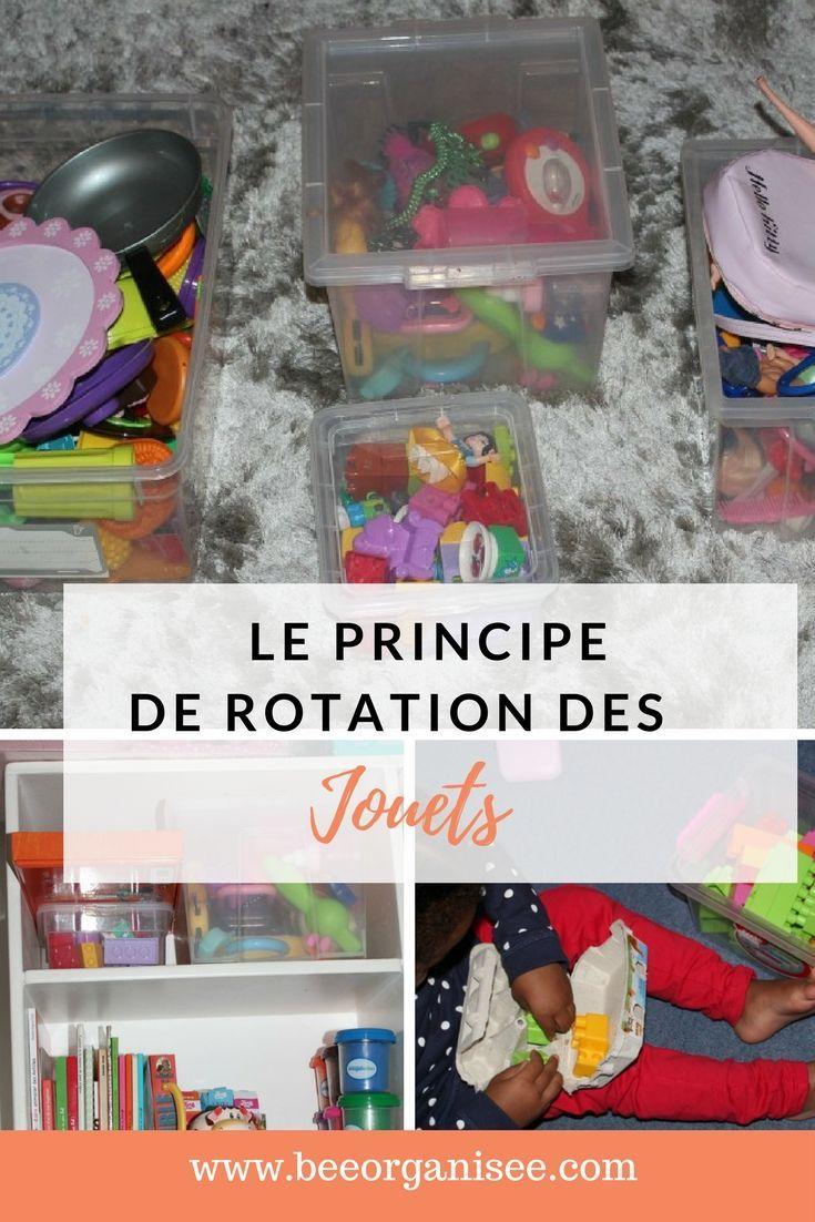 Rotation Des Jouets Comment Eviter D Etre Envahi Par Les Jouets Rangement Jouet Enfant Jouet Salle De Jeux Enfants