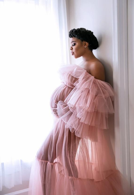 23++ Tulle maternity dress information