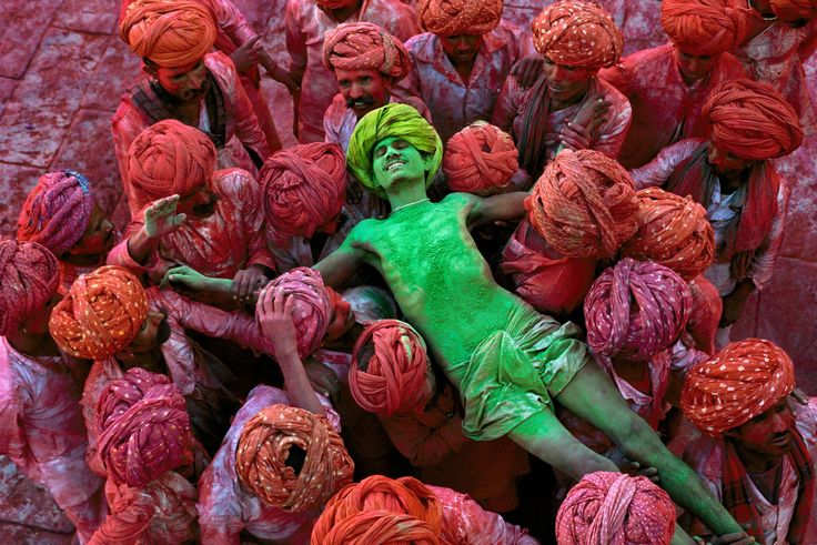 Steve McCurry, India.