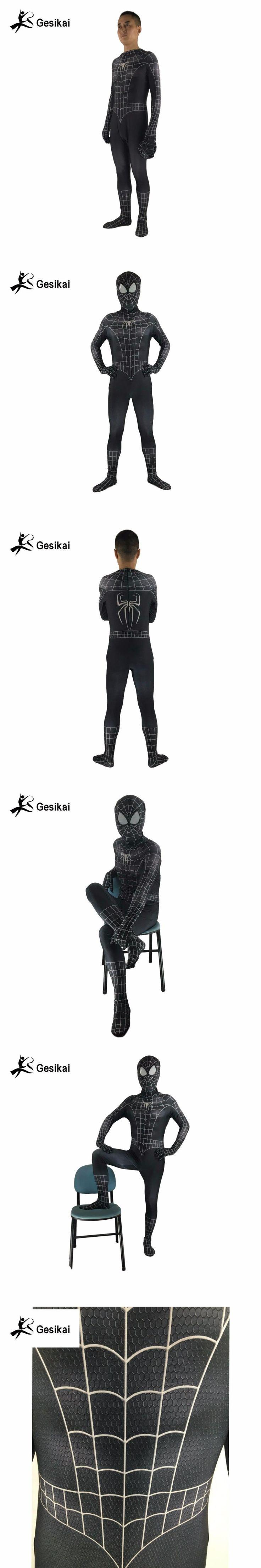 Halloween costume spiderman costume 3D Printing spider-man costumes cosplay spandex zentai suit S-3XL