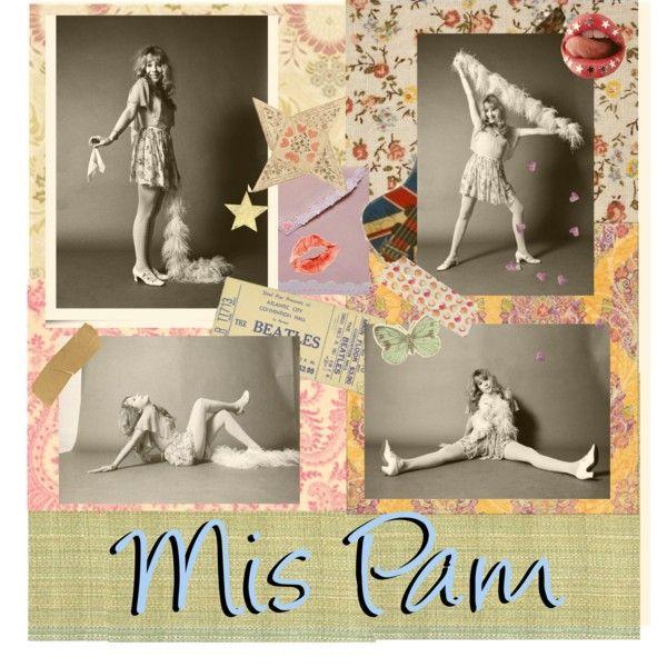 missa PAM by janislovepinups on Polyvore featuring moda, MANGO and Prada