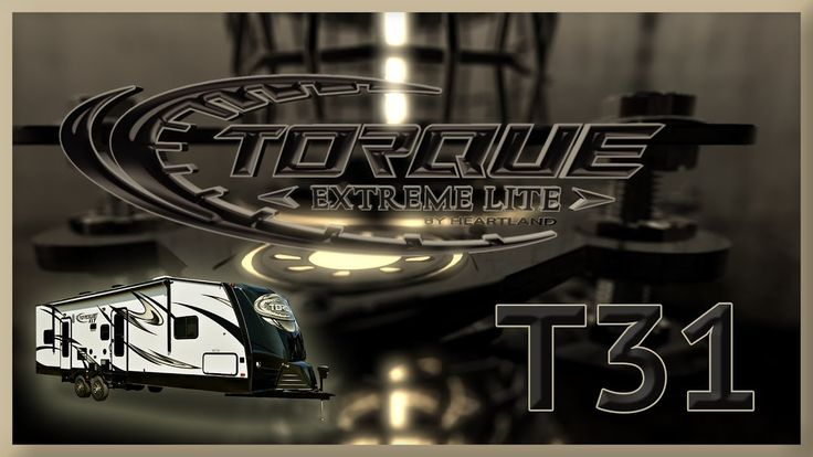 2018 Heartland Torque XLT T31 Travel Trailer Toy Hauler For Sale Lakeshore RV Center Find out more about 2018 Torque XLT T31 at https://lakeshore-rv.com/heartland-rv/torque-xlt/2018-torque-xlt-t31-floor-plan/?pr=true call 231.760.8805 or stop in and see one today!  This 2018 Torque XLT T31 travel trailer toy hauler is ready for adventure!   The painted fiberglass front end cap along with the 2 welded tubular aluminum side walls make for easy towing and safe solid living. A kitchen slide out…