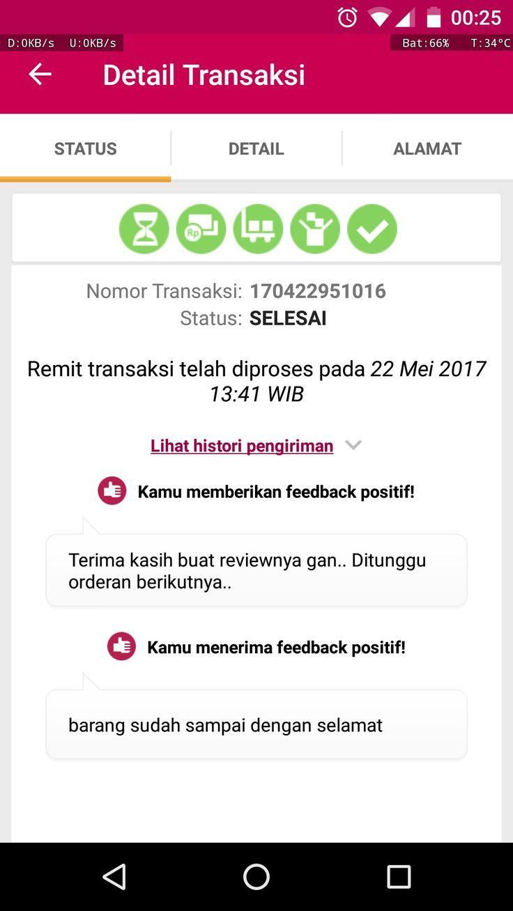 Testimonial Takekimurah Surabaya Online Shop, pembeli Bukalapak untuk LED T10 12 Mata SMD 2835 Putih
